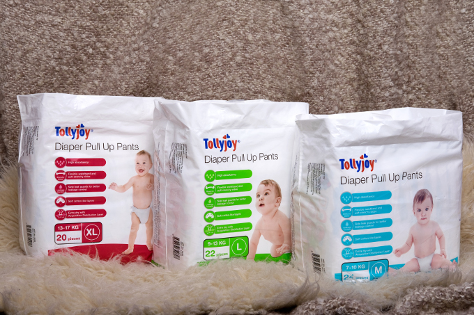 Diapers for Babies Tollyjoy Diaper Pull Up Pants