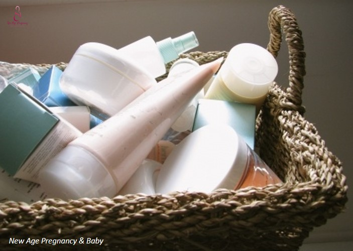 toxic ingredients found in beauty products are harmful for fetus