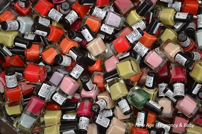 nail polish toxic for pregnancy