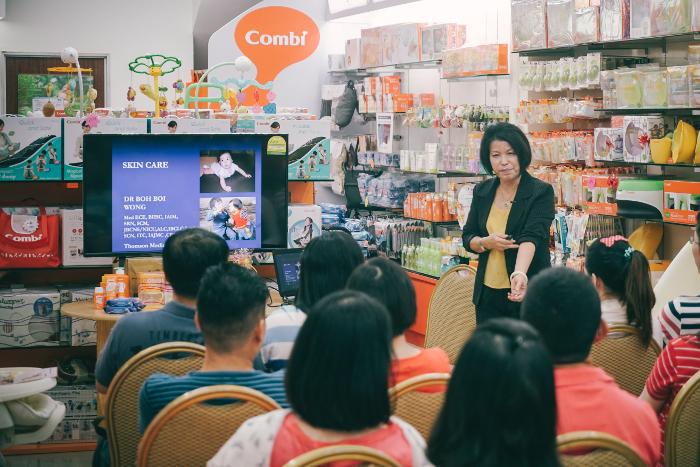 Combi Mama Class - Dr Wong Boh Boi