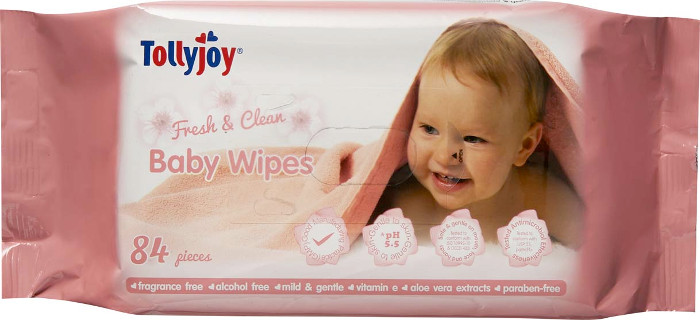 Tollyjoy baby wipes
