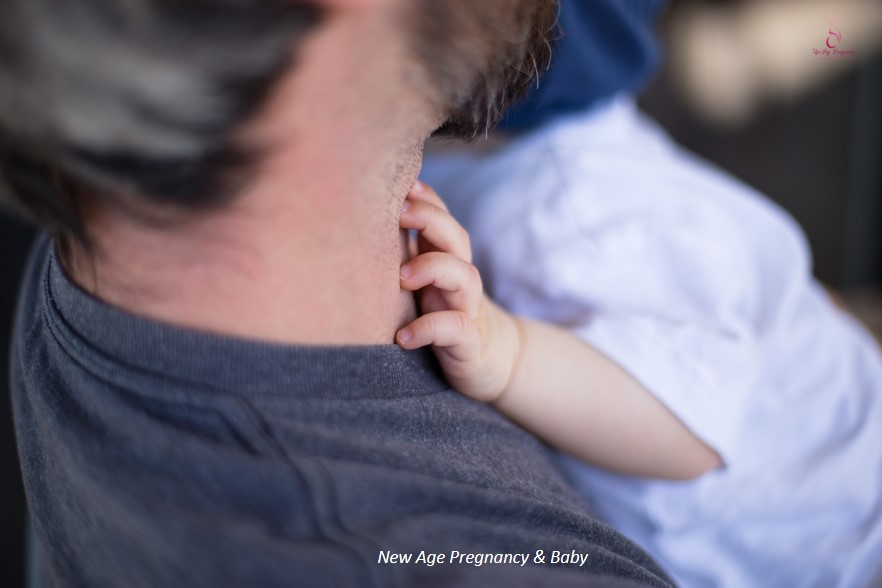 breastfeeding journey for fathers